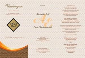 download label undangan